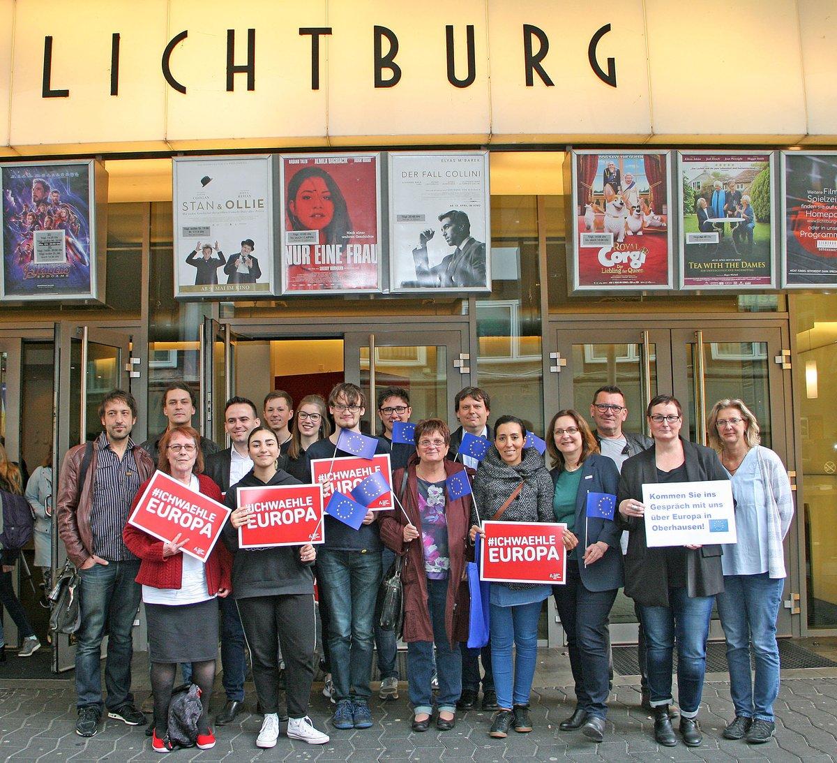 Stadt wirbt mit kurzem Film für die Europawahl